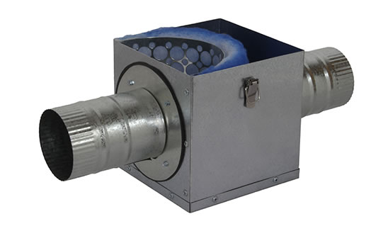 Inline Duct Filter Housing