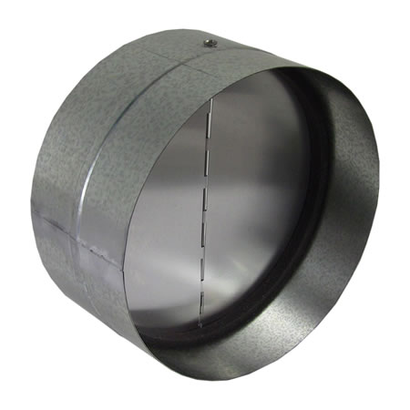 backdraft damper