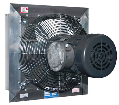 Hvacquick Canarm Leader Fan Series Ax Explosion Proof Fans