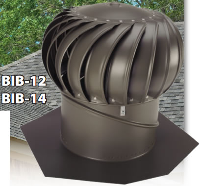 Hvacquick Lomanco Whirlybird Attic Turbine Vents