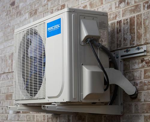 Hvacquick Mrcool Diy Ductless Mini Split Air Conditioner