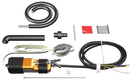 Sauermann Si 30 Wiring Diagram