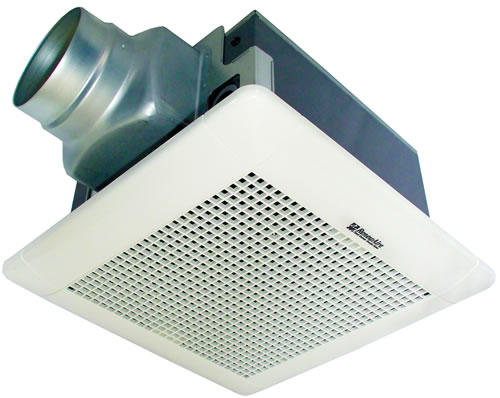 Hvacquick residential for Residential exhaust fans for bathrooms