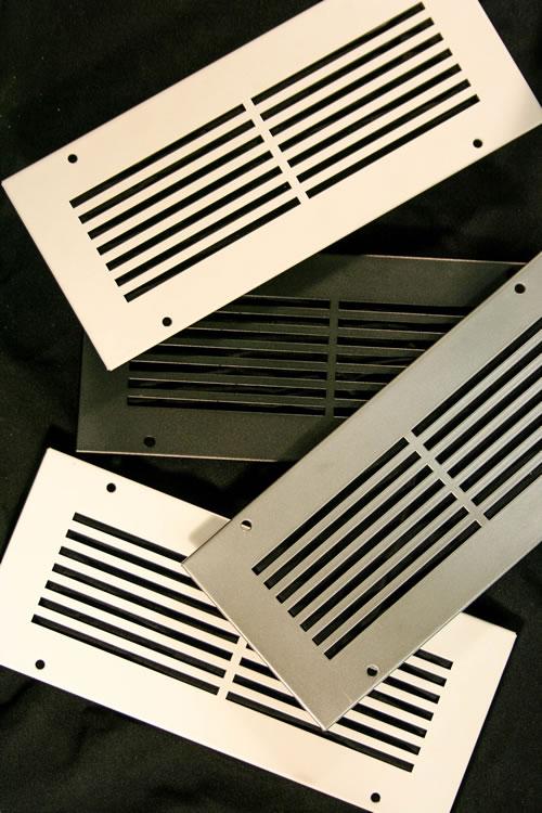 HVACQuick - SteelCrest Bronze Series Custom Metal Grilles and Registers