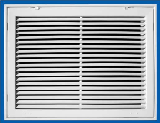 HVACQuick - TRUaire 290 Series Fixed Bar Return Air Filter