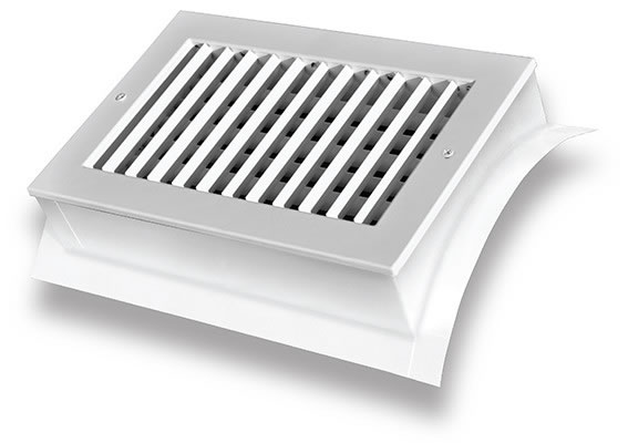 Hvacquick truaire sd w o saddle mounted spiral diffusers