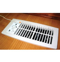 Suncourt HC500 Flush Mount Register Booster