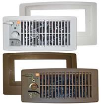 Hvacquick Suncourt Hc500 Flush Mount Register Booster