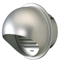 HVACQuick Seiho SFX Series Aluminum Louvered Vent Caps With Hoods