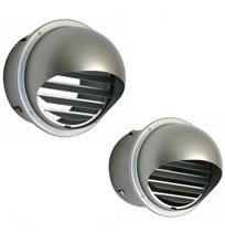 HVACQuick - Seiho SFZ and SFZC Series Louvered Dryer Vent Caps