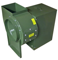 Canarm Leader BI-RM Series Restaurant Belt Drive Utility Blowers