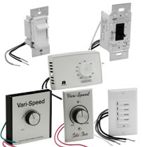 S&P Fan Speed Controllers Thermostats and Timers