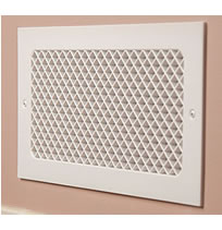 SMI Ventilation Essex Series Wall Mount Grilles