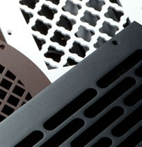 SteelCrest Silver Series Custom Metal Grilles and Registers