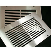 SteelCrest Pro-Linear Custom Metal Grilles and Registers