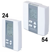 HVACQuick - Neptronic TFC Wall Mounted Fan Coil Controllers on